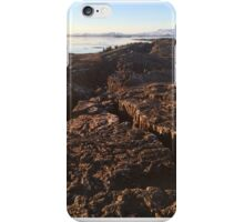 Iceland Tectonic Plates iPhone Case/Skin