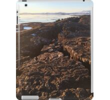Iceland Tectonic Plates iPad Case/Skin