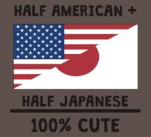 Half Japanese 100% Cute Kids Clothes