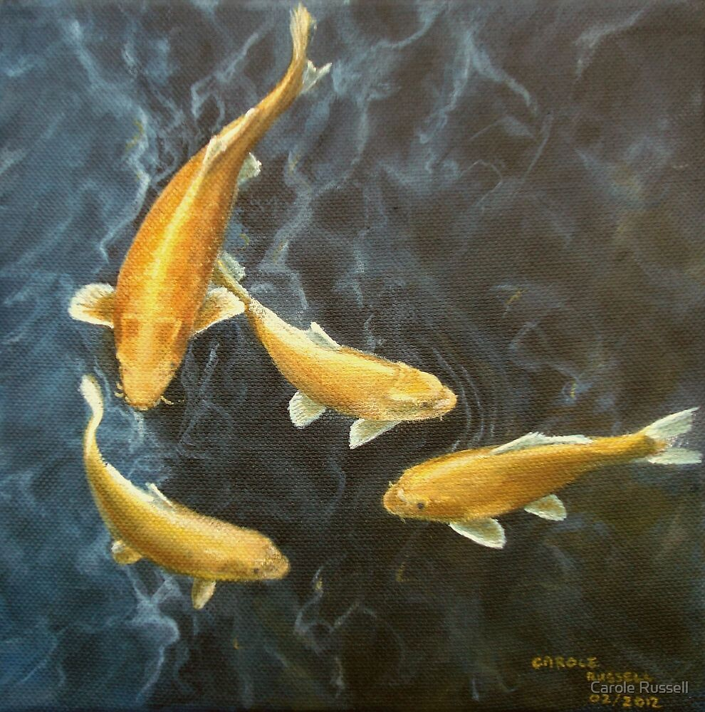Carp by Carole Russell