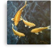 Carp Canvas Print