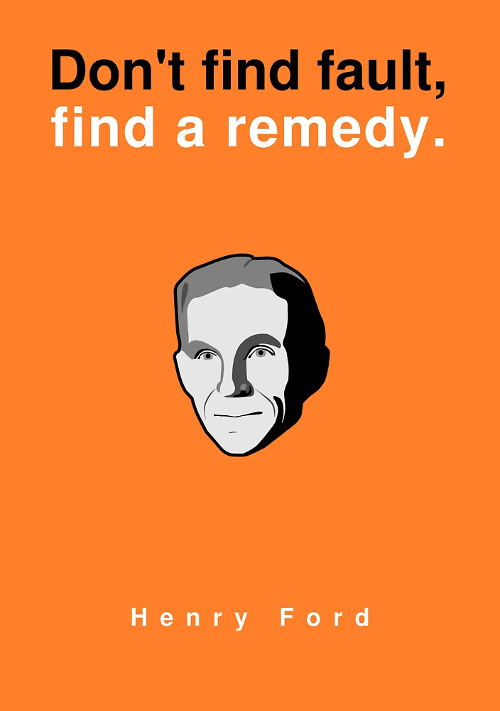 Henry Ford Poster by wiring71