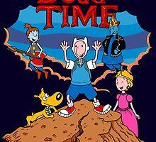 Doug Time. by J.C. Maziu