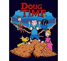 Doug Time. Photographic Print