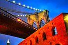 Brooklyn Bridge: NYC by brotherbrain