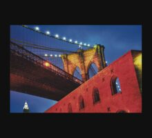 Brooklyn Bridge: NYC Kids Tee