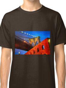 Brooklyn Bridge: NYC Classic T-Shirt