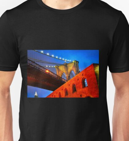 Brooklyn Bridge: NYC T-Shirt
