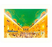 Grand Central Terminal: NYC Art Print