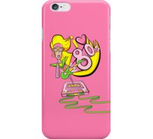 I love the 80's glam rockstar iPhone Case/Skin