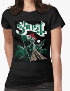 Ghost B.C. Mexico Womens Fitted T-Shirt