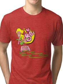 I love the 80's glam rockstar Tri-blend T-Shirt