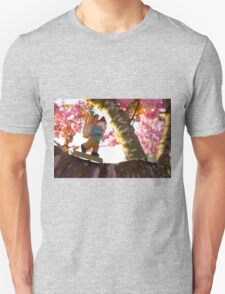 Pink Spring Roy T-Shirt
