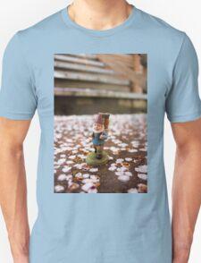 Sakura Stairs Gnome I Unisex T-Shirt