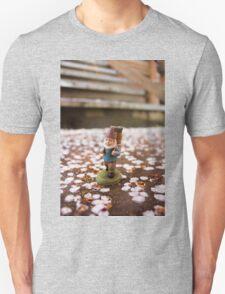 Sakura Stairs Gnome I T-Shirt