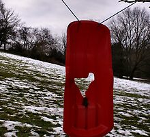 Dead Red Sledge by Jazzdenski