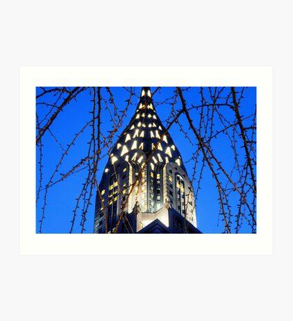 Chrysler Building: NYC Art Print