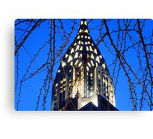Chrysler Building: NYC Canvas Print