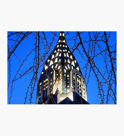 Chrysler Building: NYC Photographic Print