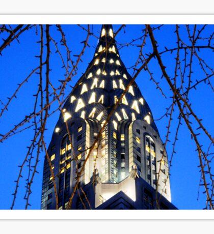Chrysler Building: NYC Sticker