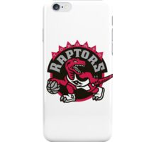 Raptor Toronto basketball iPhone Case/Skin