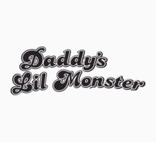 Daddy's Lil Monster by typeo