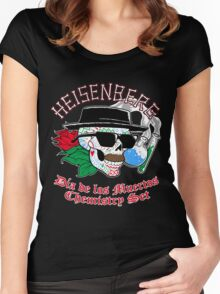 Chemistry is Fun! Women's Fitted Scoop T-Shirt