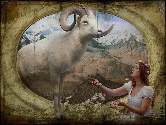 Aries  by MarieG