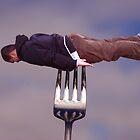 Hunger strike by Christophe Claudel