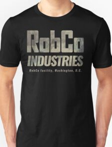 RobCo Logo T-Shirt