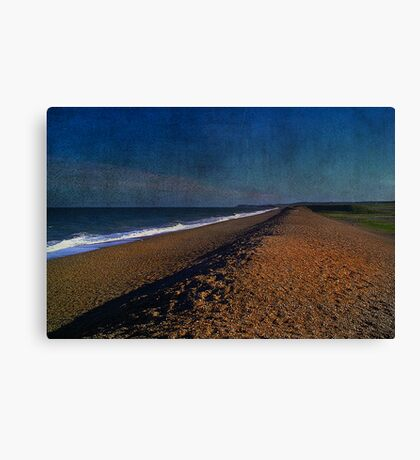 Stony End Canvas Print