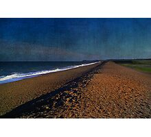 Stony End Photographic Print