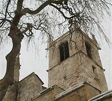 St Olaves Church by Ulla Vaereth