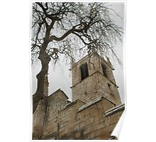 St Olaves Church Poster