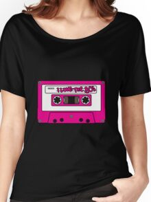 I love the 80's - pink tape Women's Relaxed Fit T-Shirt