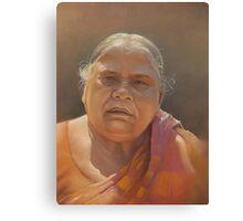 mother biswaal Canvas Print