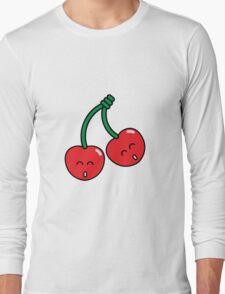 Cherry Twins Long Sleeve T-Shirt