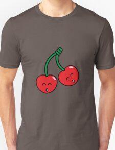 Cherry Twins Unisex T-Shirt