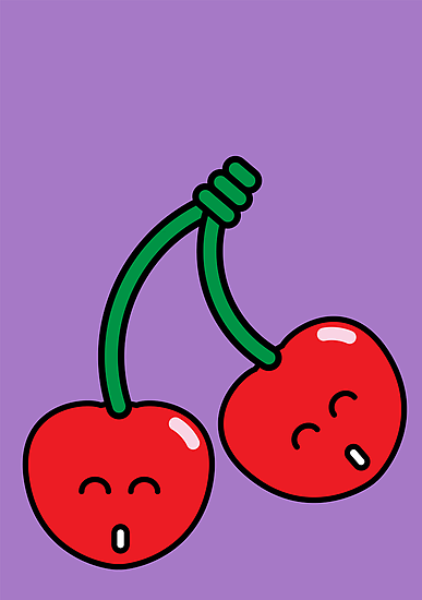 Cherry Twins by eZonkey