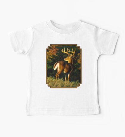 Indecision - Whitetail Buck Baby Tee