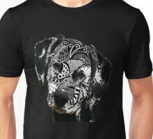Zentangle Dalmation Dog Unisex T-Shirt