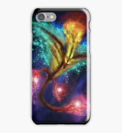 Night time Firefly iPhone Case/Skin