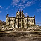 Margam Castle by digihill