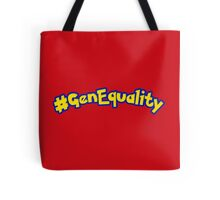 #GenEquality - Love Every Generation Tote Bag