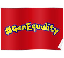 #GenEquality - Love Every Generation Poster