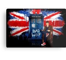 The King Of All Doctor Metal Print