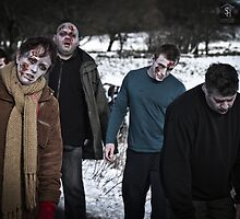 Dead Snow by Oliver Kershaw