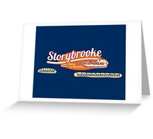 Storybrooke Bakery Greeting Card
