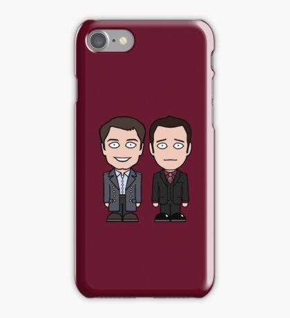 Jack and Ianto (phone case) iPhone Case/Skin