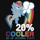 20% cooler by kidomaga